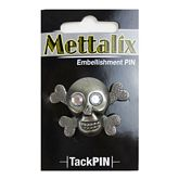 Mettalix Nickel Skull