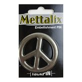 Mettalix Nickel Peace Sign