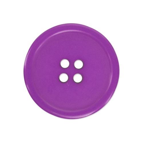 Bulk Buttons Purple 1 Dozen