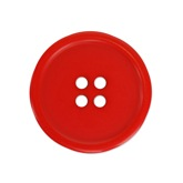 Red Sewing Buttons
