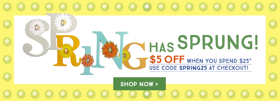 Shop this Special Offer for Spring