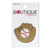 Baseball Glove w/Ball