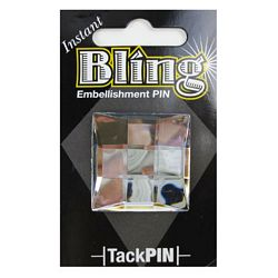 Bling Clear Square