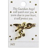 Open Arms Angel Pin