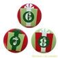 Advent Gift Buttons