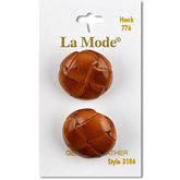"Tan Leather  1"" (25MM)"