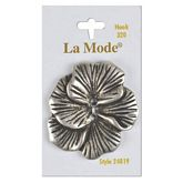 Antique Silver Flower