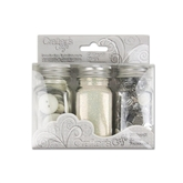 Crafters Cafe Glitterati 3 Pack -  3 Packages