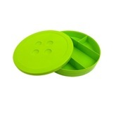 Button Box Lime Green LG
