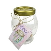 Button Collector Jar-LG