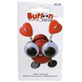 Button Lady Bug