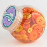 Button Jars Marigold