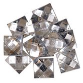 Gems Large Clear Squares