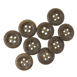 Lt. Brown Shirt Buttons