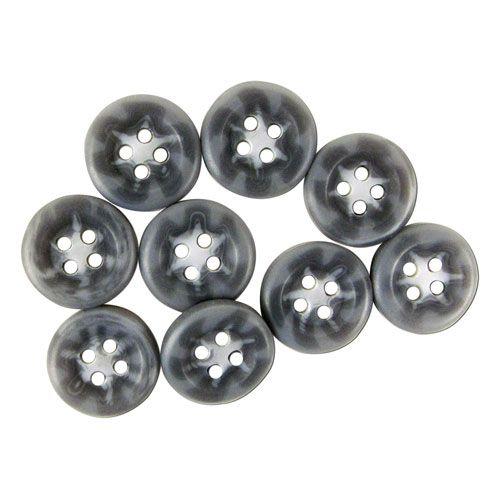 Grey Shirt Buttons 570003010 - Blumenthal Lansing buttons