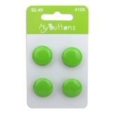 My Light Green Buttons