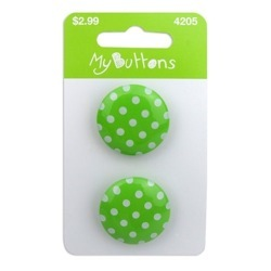 Light Green Dots