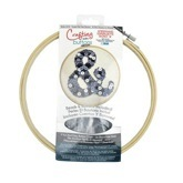 Embroidery Hoop Kit Ampersand