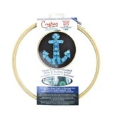 Embroidery Hoop Kit Anchor