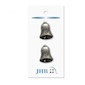 "Joy Bell Silver 1"" (25MM) -  3 Packages"