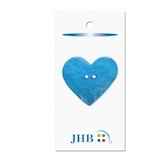 "Paper Heart Blue 1 5/8"" (41MM) -  3 Packages"