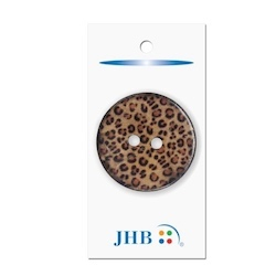 "Leopard Spots 1 5/8"" (41MM) -  3 Packages"