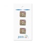 "Mimi Beige 3/4"" (19MM) -  3 Packages"