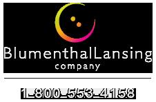 Blumenthal Lansing Company - 1-800-553-4158